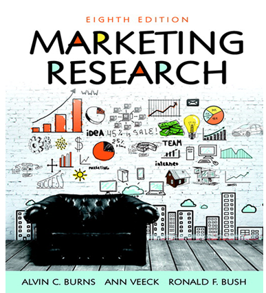 Marketing Research 8th Edition